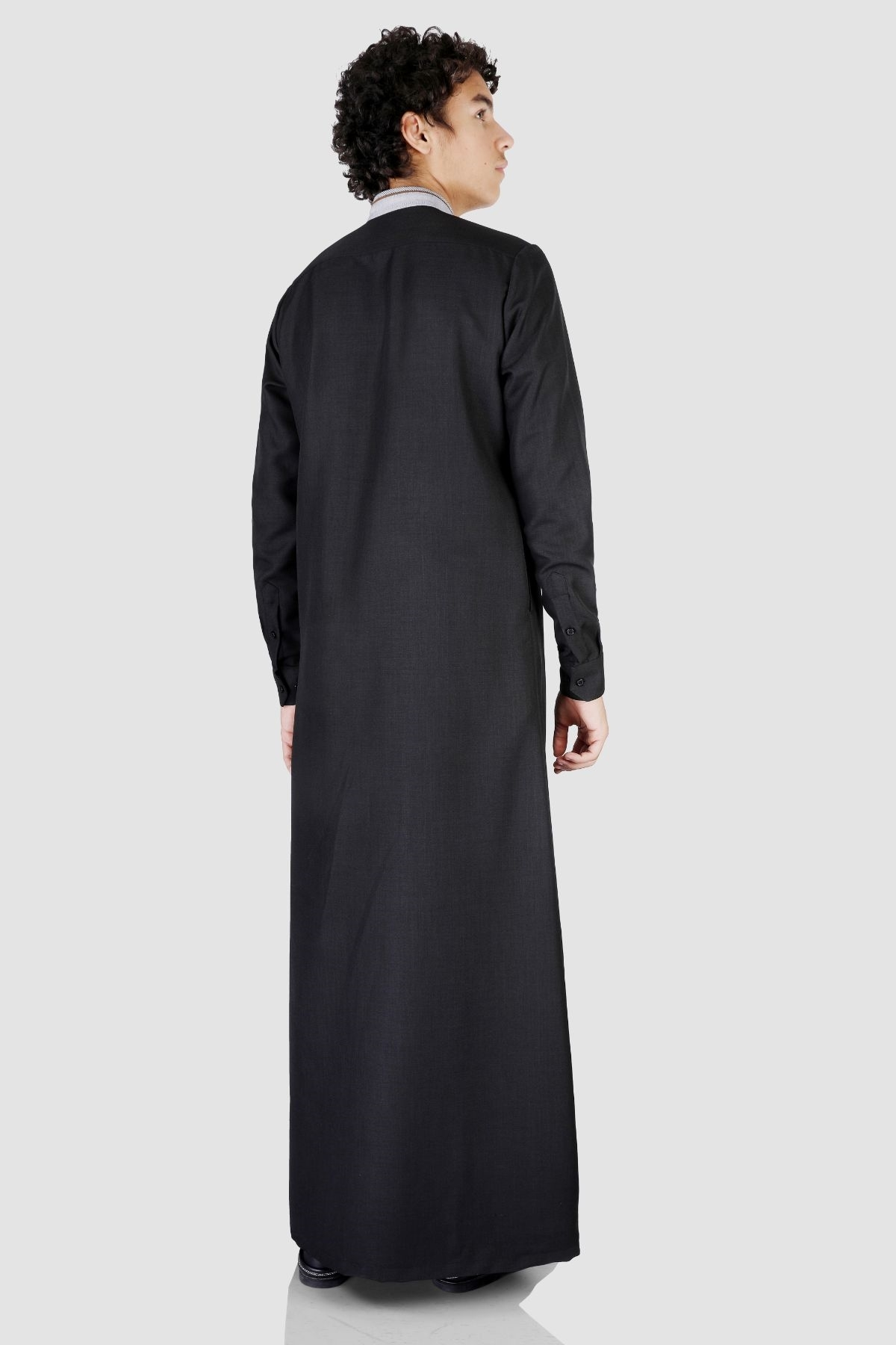 Picture of Long Suit- Long Sleeve Blk
