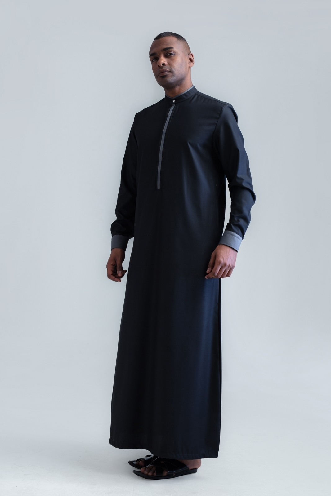 Picture of Long Suit - Long Sleeve BLK