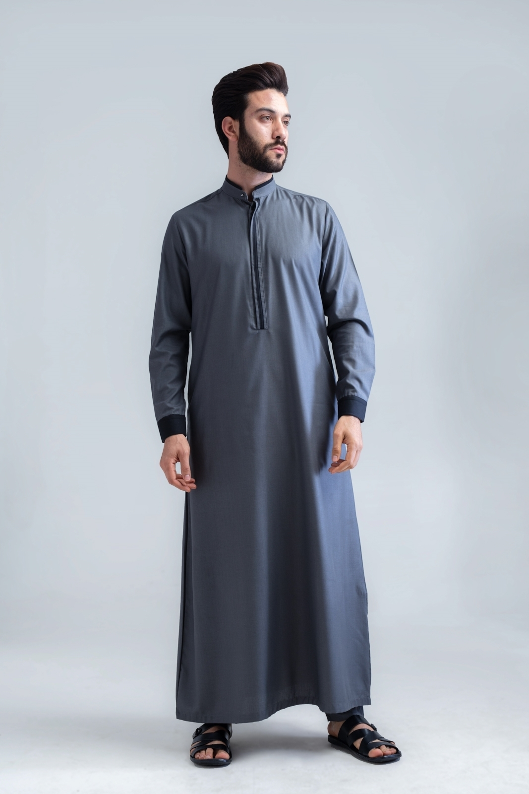 Picture of Long Suit - Long Sleeve L