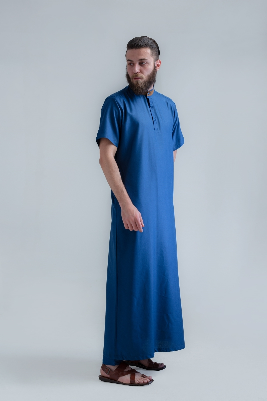 Picture of Long Suit - Short Sleeve SH