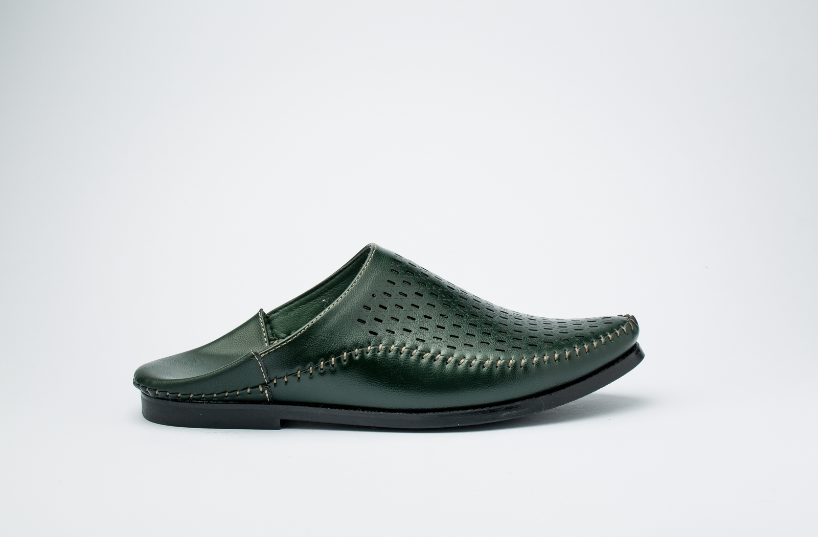Picture of Green Loafers