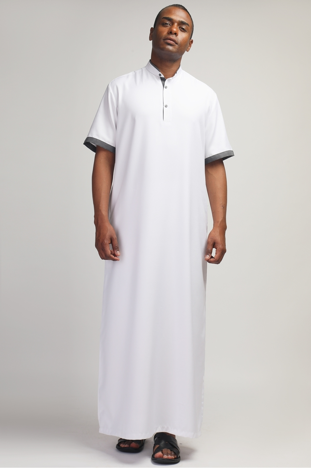 Picture of Long Suit - Short Sleeve W1
