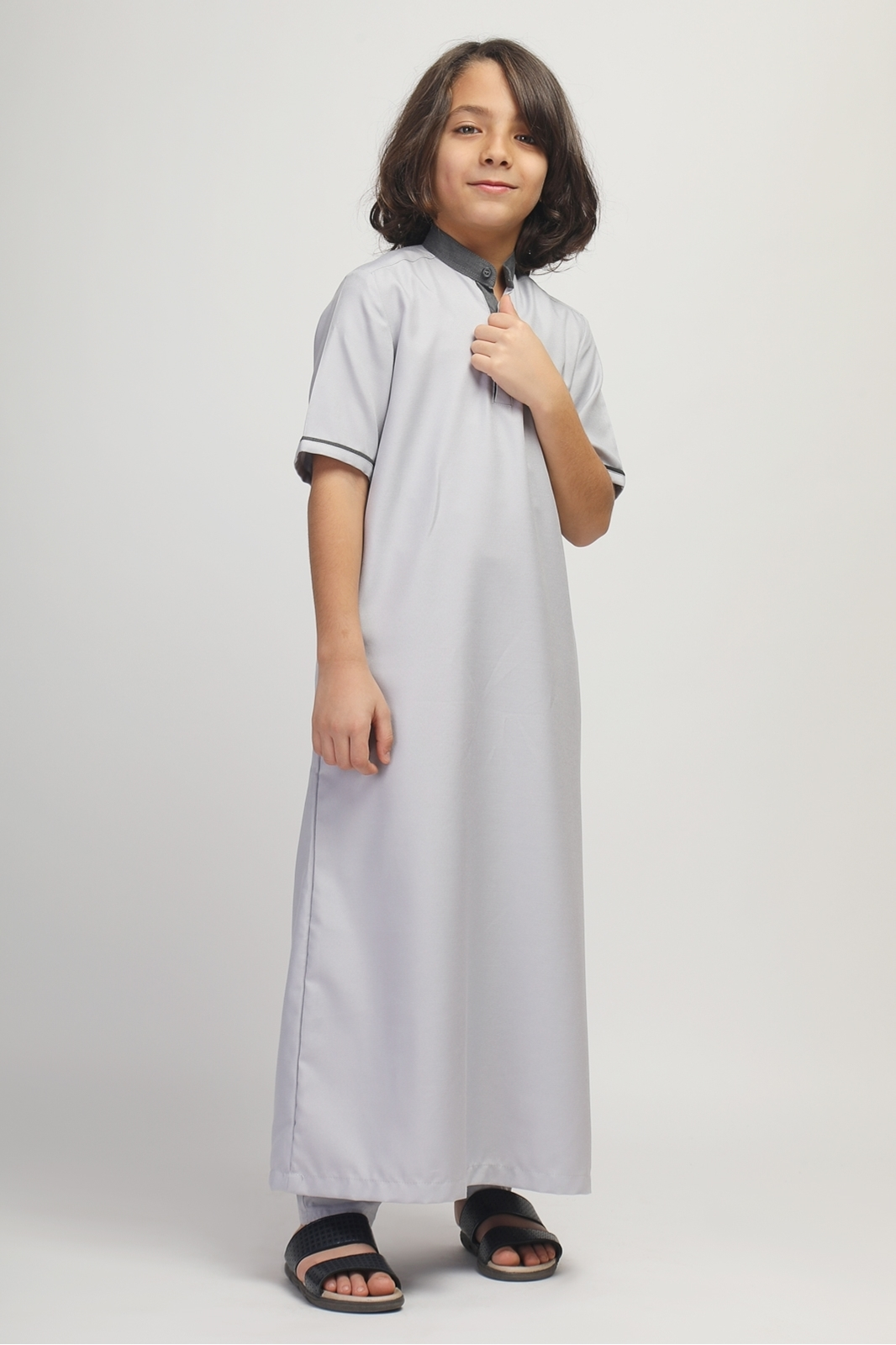 Picture of Long Suit - Short Sleeve (H)
