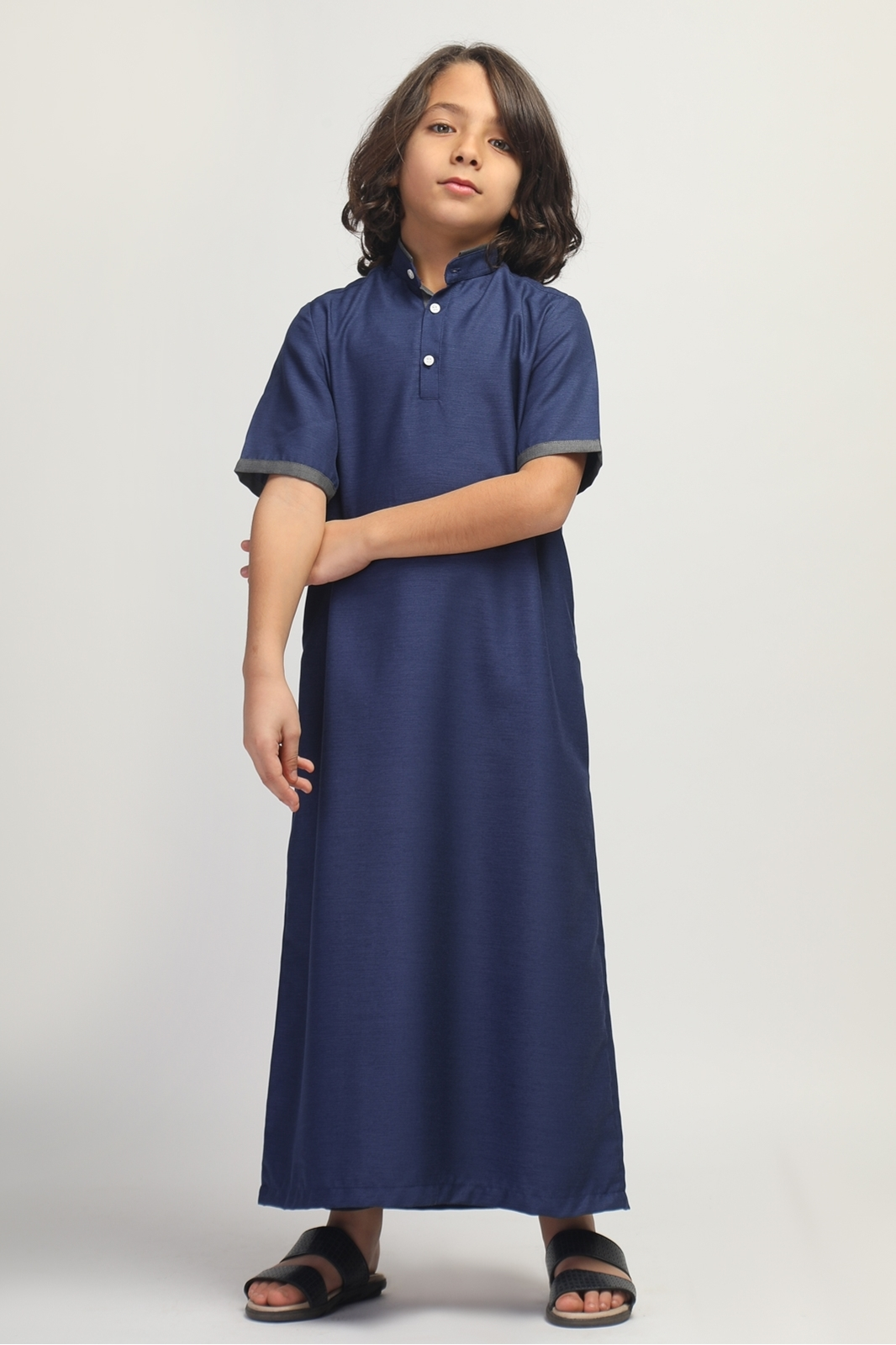 Picture of Long Suit - Short Sleeve (X)
