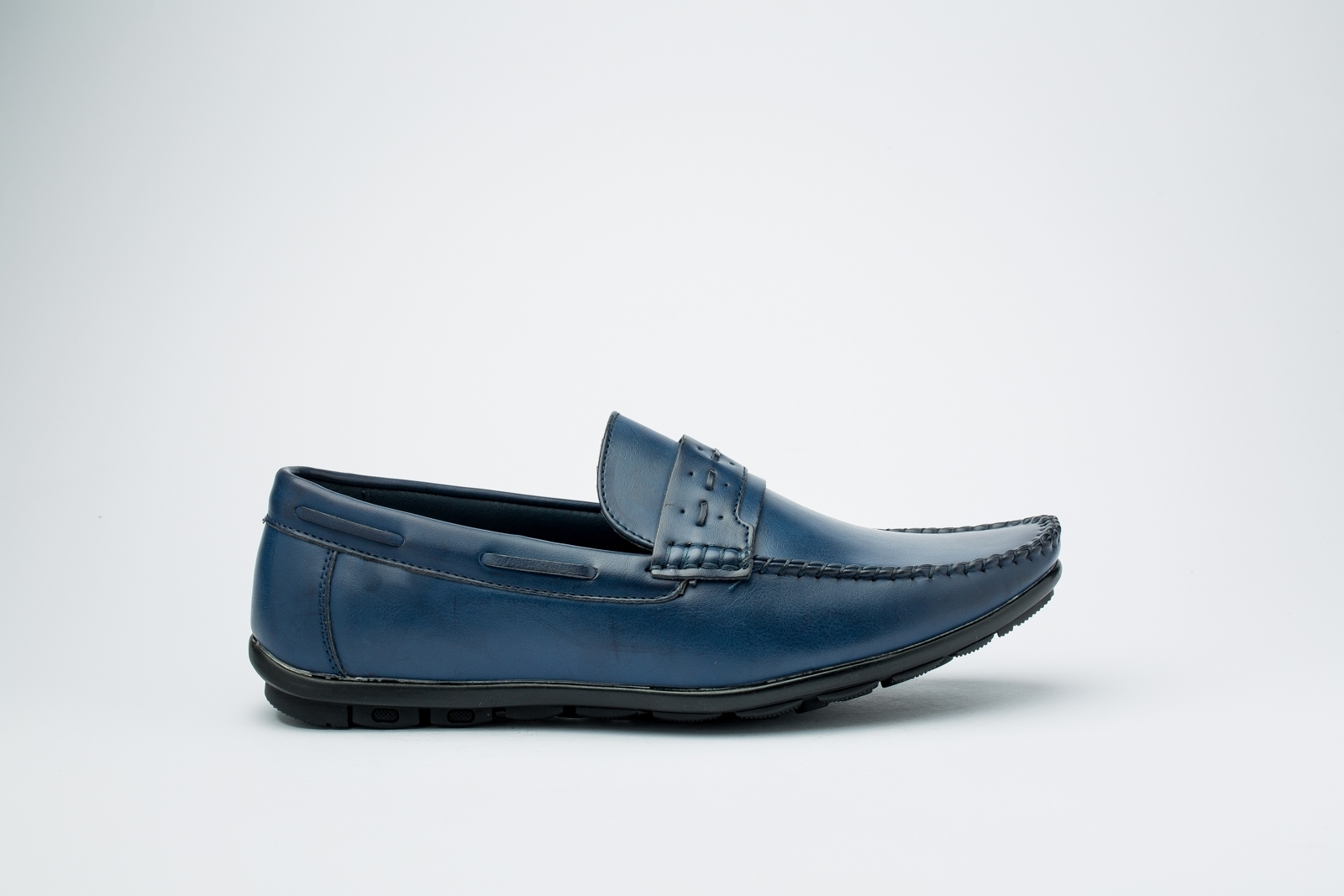 Picture of Blue Loafers
