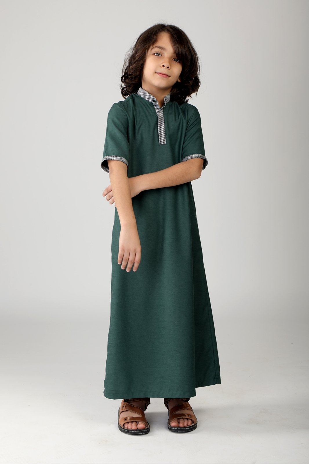 Picture of Long Suit - Short Sleeve (K1)