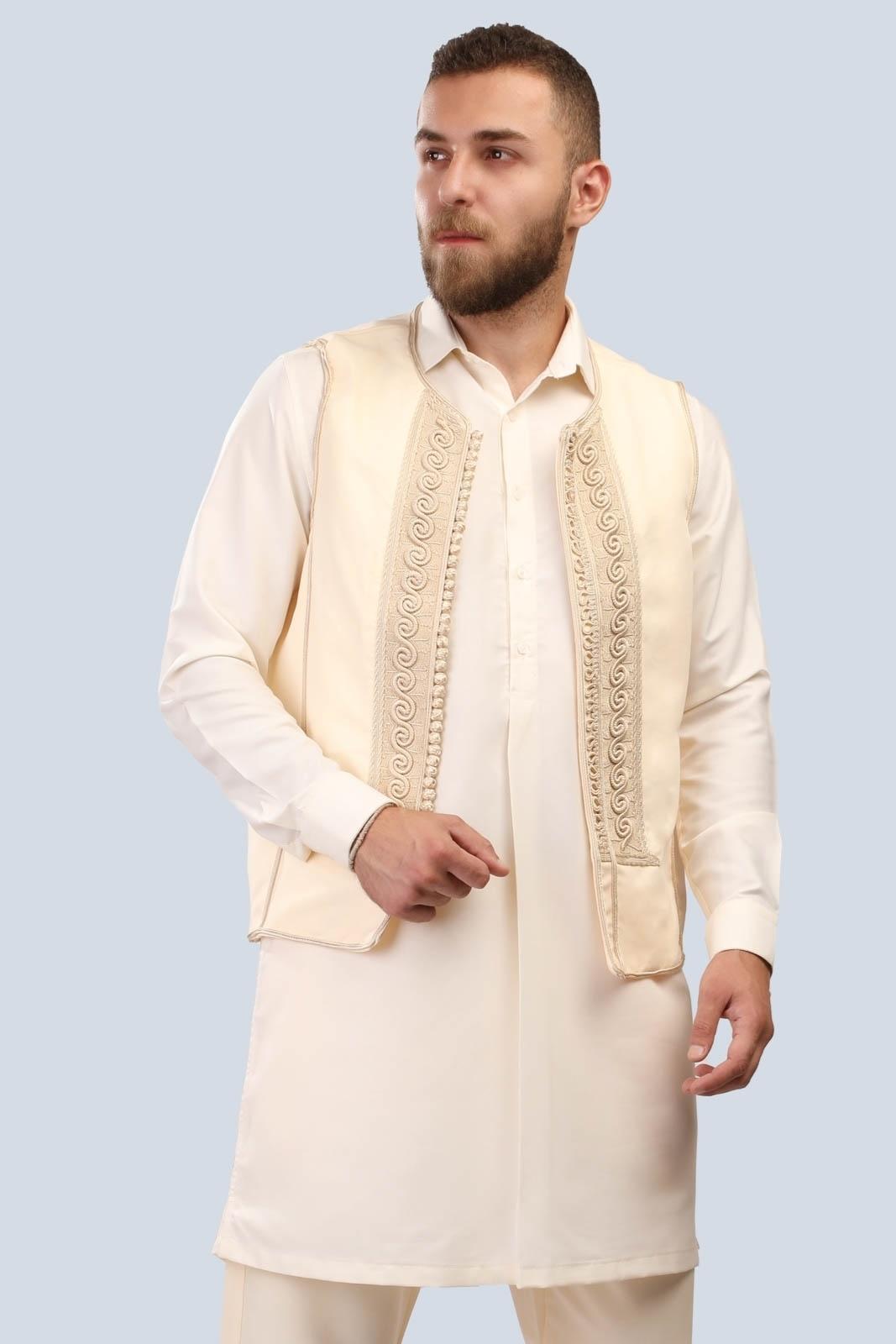 الصورة: بدلة فرملة تقليدية